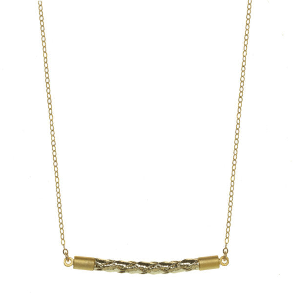 Bolo Bar Necklace