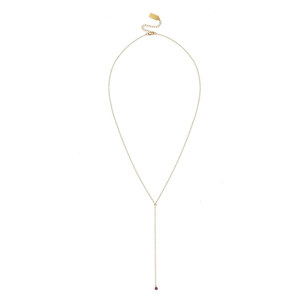 Layering Lariat Necklace