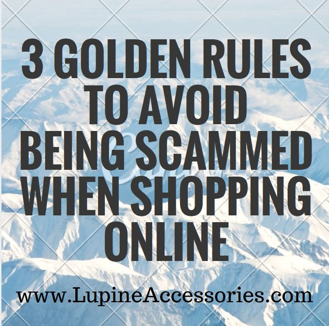 3 Golden Rules To Avoid Being Scammed When Shopping Online