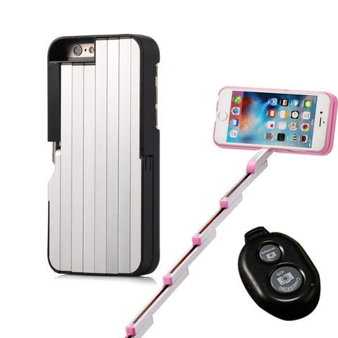 Magical Selfie Stick cum Phone Case (iPhone 6)