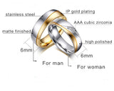 Romeo Juliet couple ring