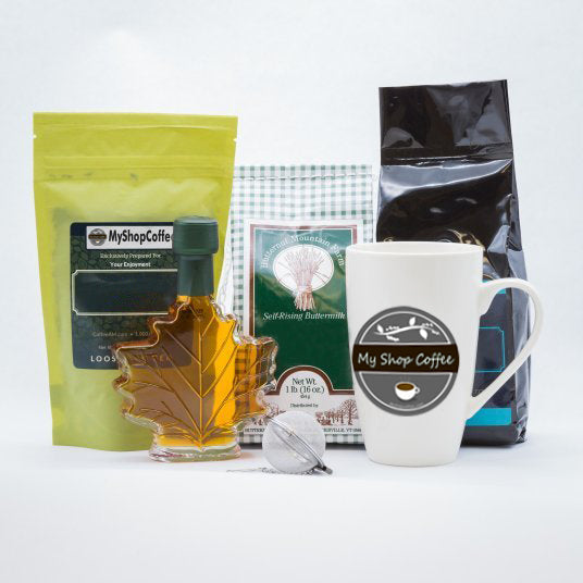 Rise N` Shine Coffee Gift Set - My Shop Coffee