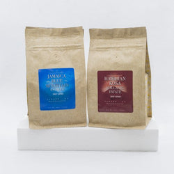 Jamaican & Kona Coffee Gift Set - My Shop Coffee