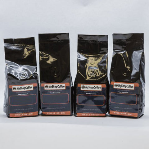 South American Coffee Sampler - My Shop Coffee