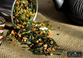 Japan Genmaicha Green Tea - My Shop Coffee