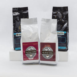 Kona Coffee Sampler - My Shop Coffee