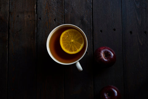 Lemon Spice Flavored Tea - My Shop Coffee