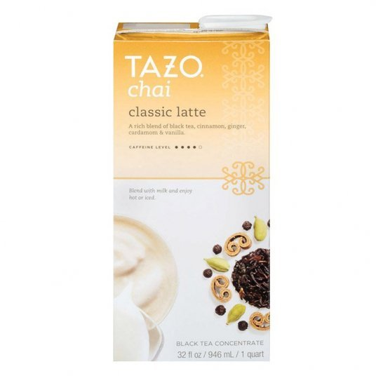 Tazo Chai Concentrate 32 oz - My Shop Coffee