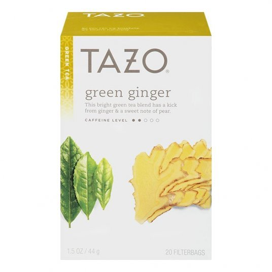 Tazo Green Ginger Tea - My Shop Coffee