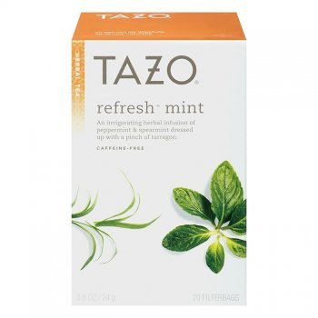 Tazo Refresh Tea - My Shop Coffee