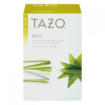 Tazo Zen Tea - My Shop Coffee