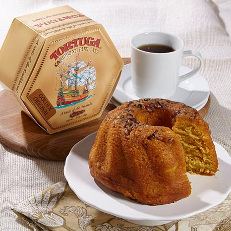 Tortuga Rum Cake - My Shop Coffee