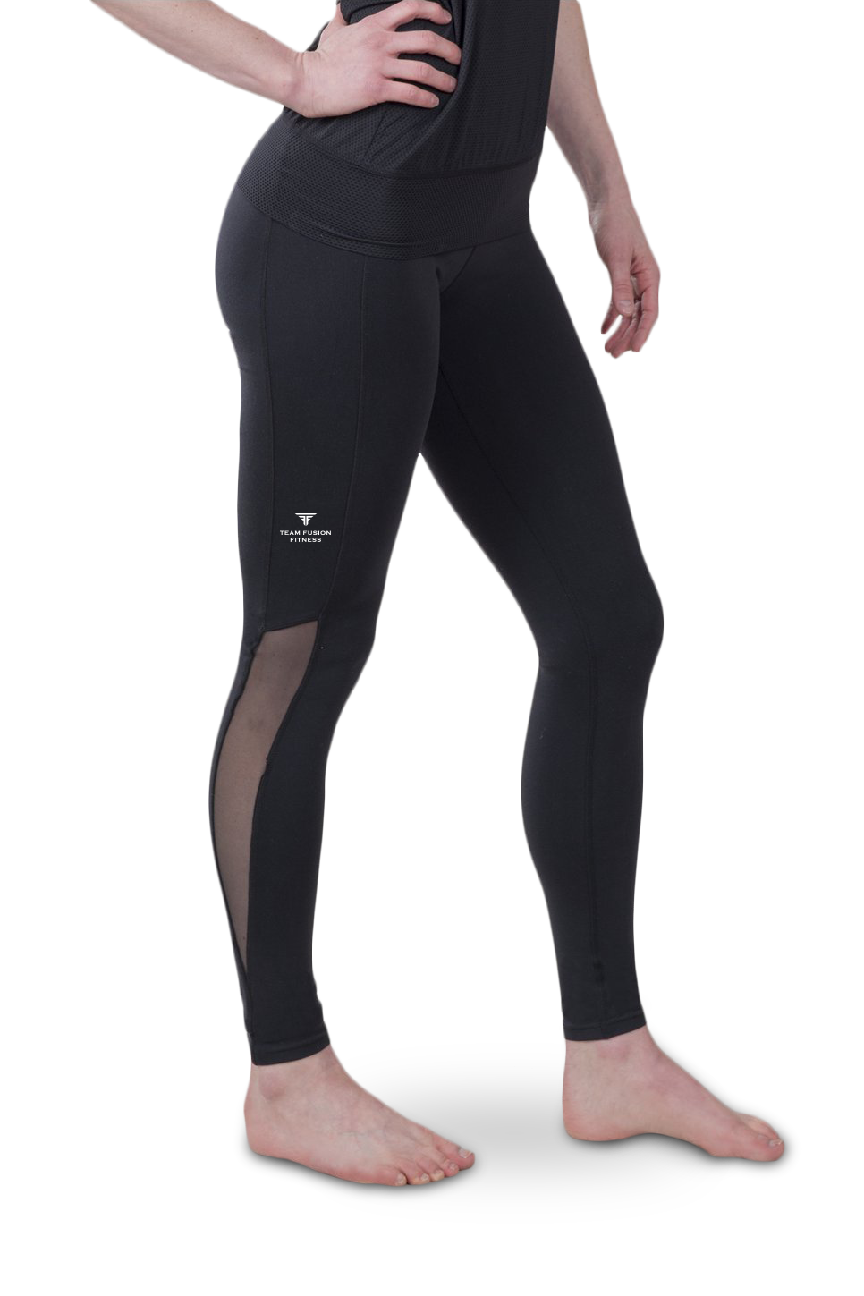 Woman - TF Fitness Leggings - Small Logo