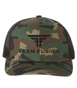 TF Camo Snap Back