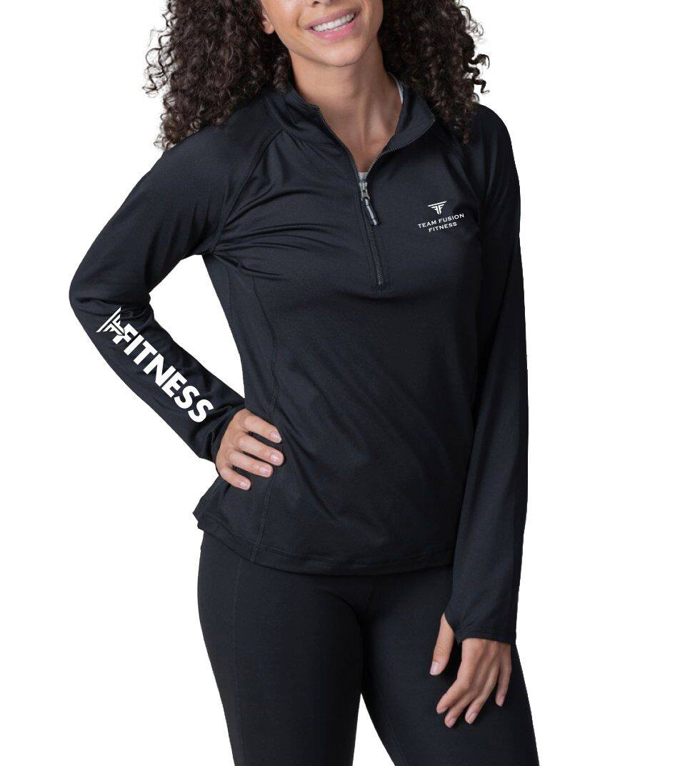 Woman - TF Fitness Pullover