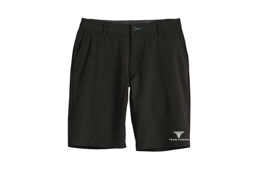 TF Golf Shorts White Logo