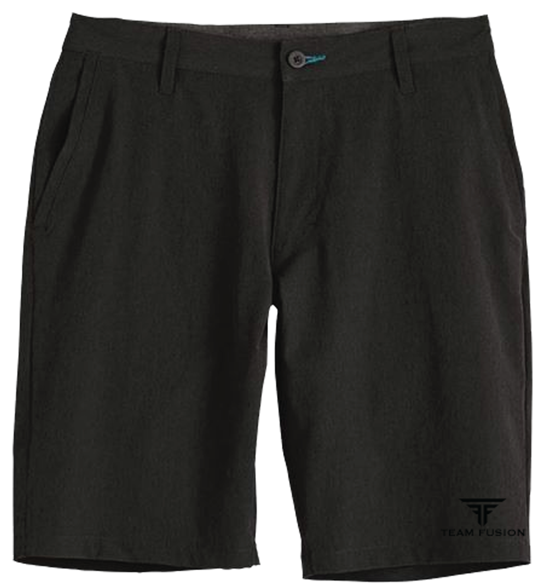TF Golf Shorts Black Logo