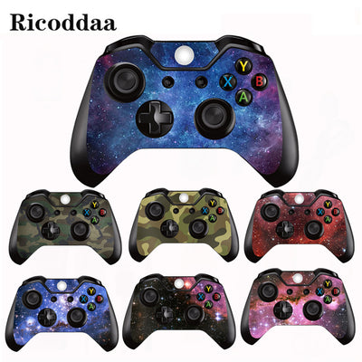 Decal Sticker For Microsoft Xbox One/Slim Controller Protective Cover Sticker For Xbox One Gamepad Skin Decal Game Accessory