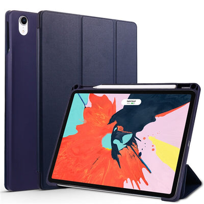 Cover Trifold Stand Case with Pencil Holder Cover for iPad Pro11 tablet case