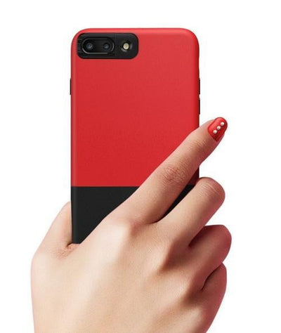 Color Block Protective iPhone Case - Dimension Dream Seekers