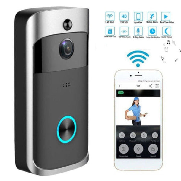 Intelligent Smart Wireless Home Doorbell - Dimension Dream Seekers