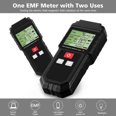 Handheld Electromagnetic Radiation Tester