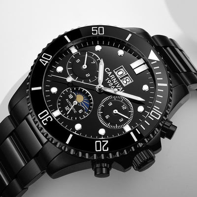 Automatic Men's Mechanical Luxury Watch - Dimension Dream Seekers