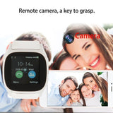 T8 Bluetooth Smart Watch With Camera Music Player