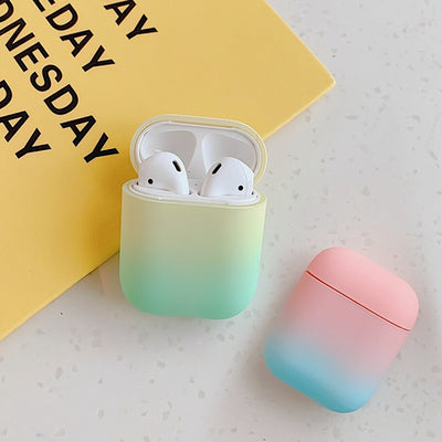 AirPods Case Gradient Rainbow Color