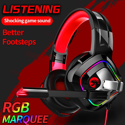 PS4 Gaming Headphone 4D Stereo