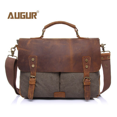 New Fashion Men's Vintage Handbag