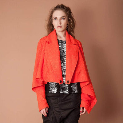 Lava Jacket by GUZUNDSTRAUS - Dimension Dream Seekers