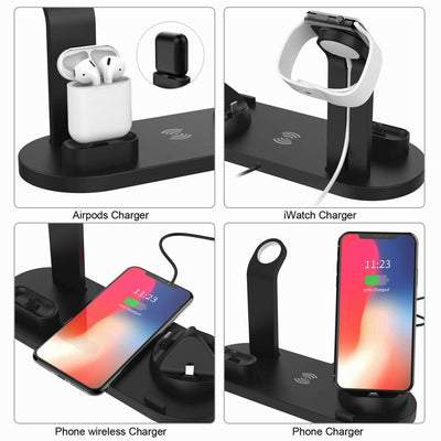 Wireless Charging Dock Station