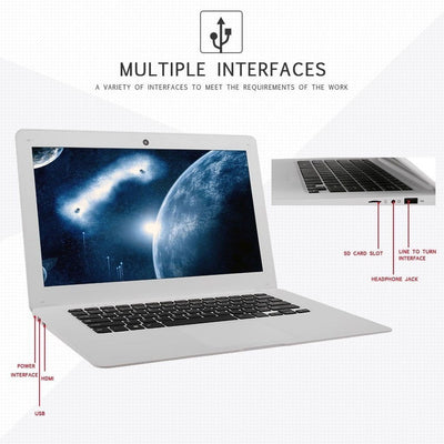 New 14.1inch Screen Diaplay Laptop - Dimension Dream Seekers