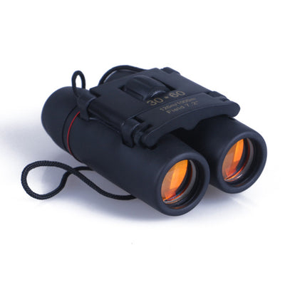 1*Outdoor Tools Optic Travel 30 x 60 Folding Day Night Vision Binoculars Telescope