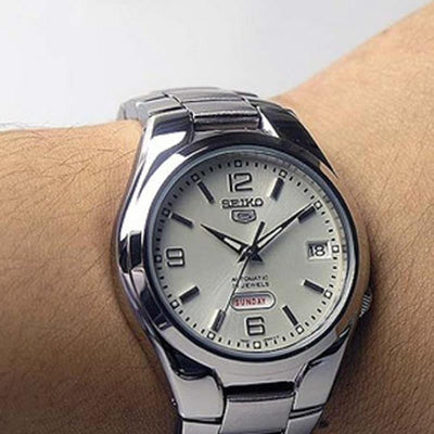 Mechanical Automatic Classic Stainless Steel Men Watch - Dimension Dream Seekers