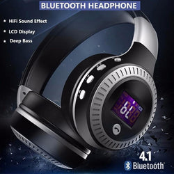 Wireless Bluetooth Headphones & Headsets