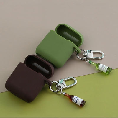 Alcohol Airpod Cases
