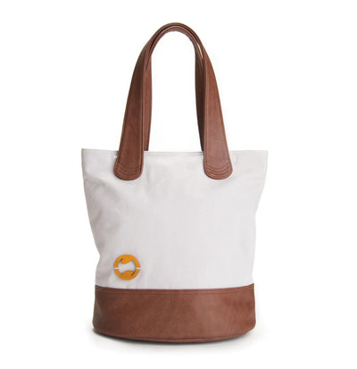 Bergen Vegan Tote Bag - Dimension Dream Seekers