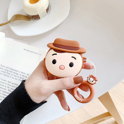 3D Chocolate Beans headphone cover Apple Air pods
