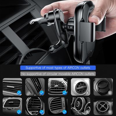 Infrared Car Phone Holder - Dimension Dream Seekers
