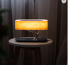 Tree Table Lamp with Wireless Charger and Bluetooth Speaker