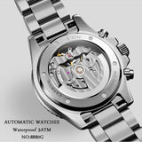 Automatic Men's Mechanical Luxury Watch