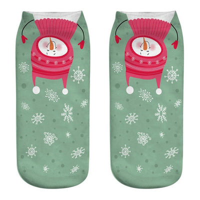 Women's Christmas Socks