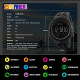 Men Smart Chrono Calories Pedometer Multi-Functions Sports Watches - Dimension Dream Seekers