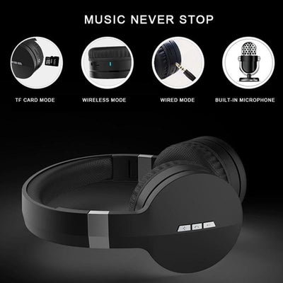 Bluetooth Wireless Headphones - Dimension Dream Seekers