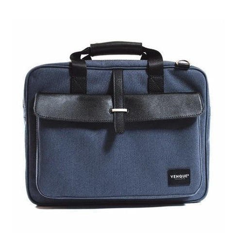 Aix Pro Briefcase Blue - Dimension Dream Seekers