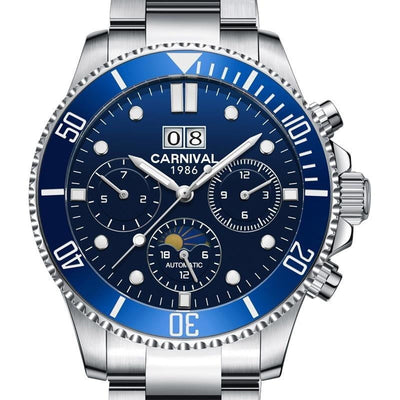 Mechanical Men Top Luxury Brand Carnival Watch - Dimension Dream Seekers