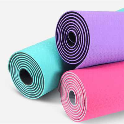 6mm Non-Slip Yoga Mat