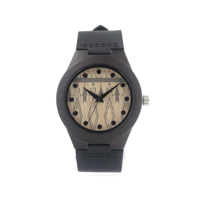 New Brand Wooden Handmade Wooden Watch - Dimension Dream Seekers